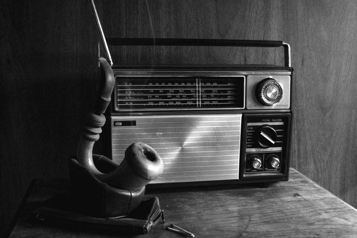 Tyd vir radiostorie