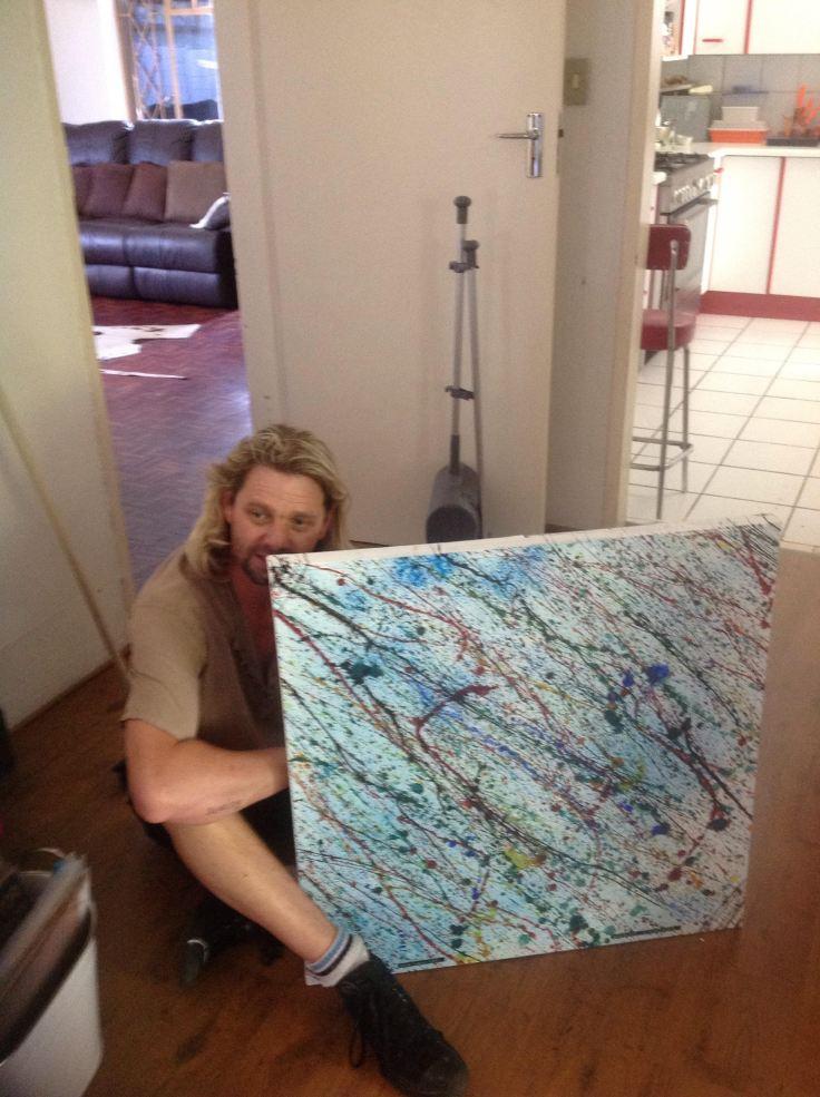 painting van breinsuiker